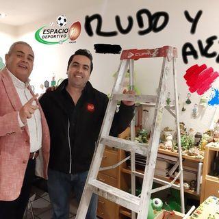 El Rudo y Alex con los deportes en Espacio Deportivo de la Tarde 05 de Marzo 2020