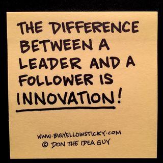 Leading Innovation : BYS 211