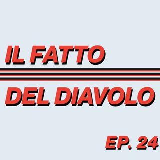 EP. 24 - Atalanta - Milan 0-2 - Serie A 2020/21