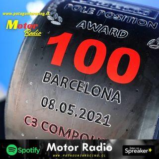 Motor Radio Gran Premio de España 2021