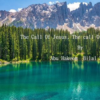 Call of Jesus