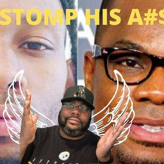Kirk Franklin threatens to STOMP his 30-year-old Son's A#% #KirkFranklin #DadCypher #BlackDads