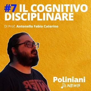 L'interdisciplinarietà cognitiva.