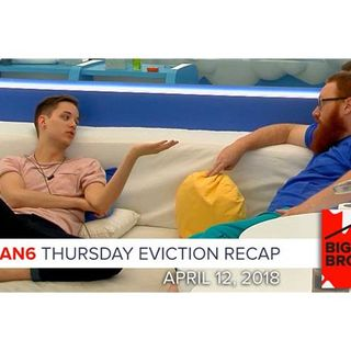 Big Brother Canada 6 | April 12 | Thursday Eviction Recap Podcast | Maddy Pavle