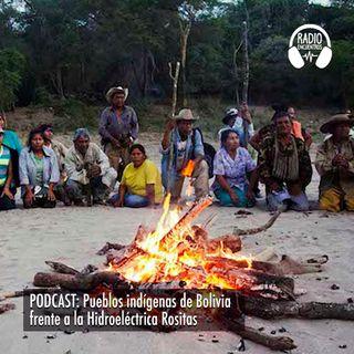 Bolivia: Incertidumbre por Hidroeléctrica Rositas