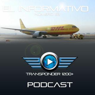 Aterriza en México el primer cargamento de vacuna Pfizer en Boeing 767 de DHL - EP 63