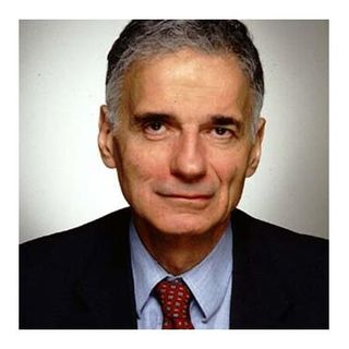 Mitchell Rabin Interviews former Presidential Green Party Candidate Ralph Nader