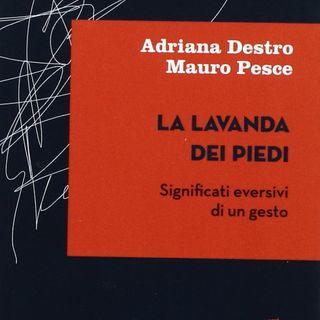 """Mauro Pesce """"La lavanda dei piedi"""""""