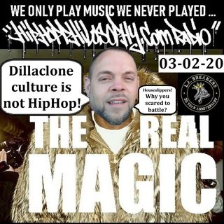 HipHopPhilosophy.com Radio - 03-02-20 - Monday Night Fresh