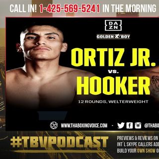 ☎️Immediate Reaction: Ortiz vs Hooker🔥Showed Everything Wrong With Boxing😢