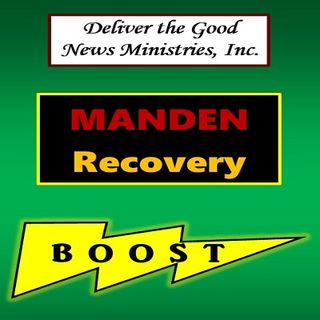 Manden Recovery Boost 5 - Our Prayers - (Unedited)