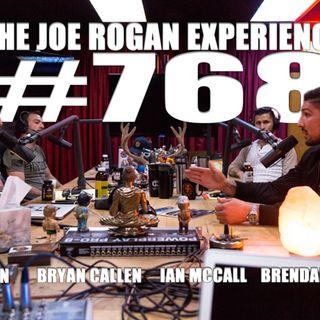 #768 - Ian McCall, Brendan Schaub & Bryan Callen