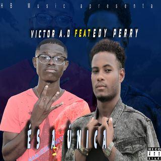 Victor Apaixonado feat. Edy Peurry - És A Única(RnB)[Prod. HB Music]2020