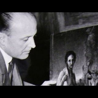Carlo Lucarelli racconta Rodolfo Siviero