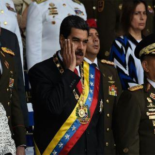 """Soldati in maglietta e droni, """"attentato a Maduro"""""""