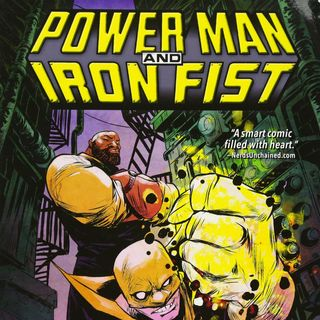 Source Material #262 - Power Man and Iron Fist 1-6 (Marvel, 2016)