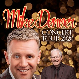 Mike Denver is coming to the Theatre Royal