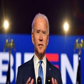 Biden: Seré presidente para todos