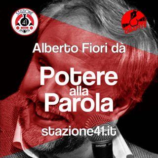 Grafite - Potere alla parola con Alberto Fiori