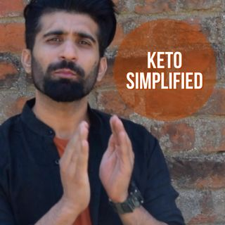 Keto Simplified - a podcast by Dr. Umesh Wadhavani