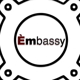 Èmbassy EP. 6 - Deep House Mix