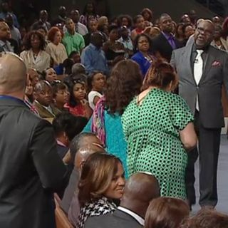 Bishop T.D Jakes -Anything you don't earn you will lose! There's something that you learn while you earn! - Potter's Touch
