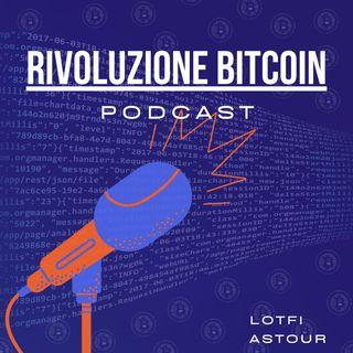 01X02 Ascia e scudo e Bitcoin