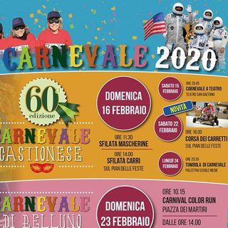 Il Carnevale Castionese fa 60!