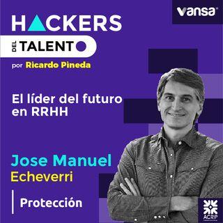 001. El líder del futuro - Jose Manuel Echeverri (Protección)  -  Lado A