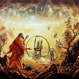 Bibbia, alieni e Fedez