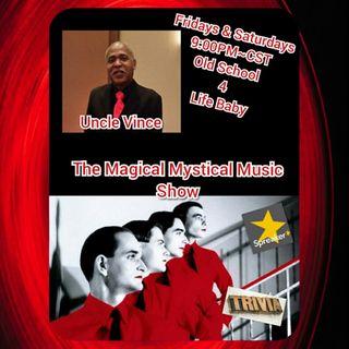 The Magical Mystical Music Show 10-4-2019