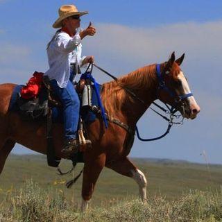 Horsemanship and Horse Stories Across America - Christy Wood on Big Blend Radio