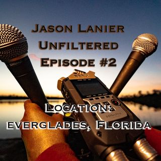 Episode 2- LIVE from the Florida Everglades- Shoot Notes, Mosquitoes, and Mace in the Face