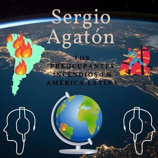 Los preocupantes incendios en América Latina