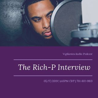 The Rich-P Interview.
