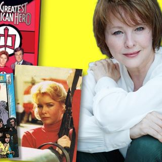 #365: Faye Grant on the superhero show The Greatest American Hero and the epic sci-fi saga, V!
