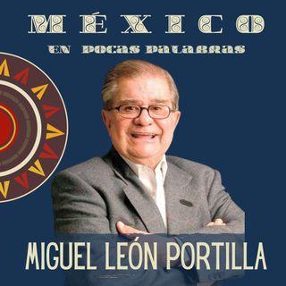 Miguel León Portilla y su obra  Visión de los  Vencidos