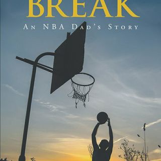 """It's a Father's Day special with author/former basketball coach Marvin Williams talking about his book """"Secondary Break""""!"""