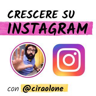 Crescere su Instagram con Andrea Ciraolo
