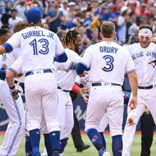 Take 5: The Rebuilding Toronto Blue Jays