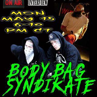 Replicon Radio 5/15/17: Body Bag Syndikate/Psycho Jesus