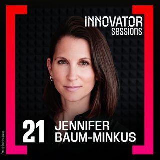 Beauty-Pionierin Jennifer Baum-Minkus erklärt, wie du deinen Fokus findest