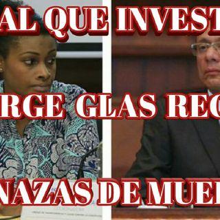 Fiscal Diana Salazar Que Investiga A Jorge Glas En El Caso Odebrecht Recibe Amenazas De Muerte