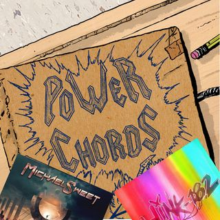 Power Chords Podcast: Track 46--Blink-182 and Michael Sweet
