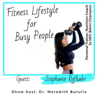 26. From car to air: fitness nutrition on the go | Stephanie Rofkahr