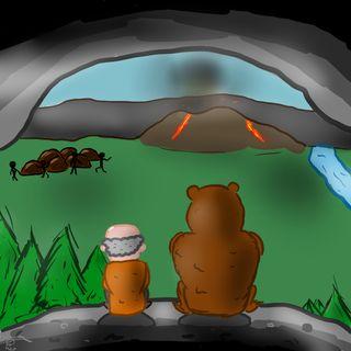 Storie intorno al fuoco, EP8 - Il viaggio sotterraneo di Nonno Bogo