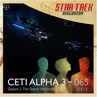 065 - Season 2 The Search for Spock
