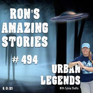 RAS #494 - Urban Legends