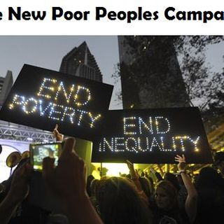 The New Poor Peoples Campaign
