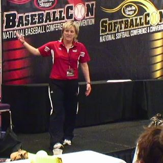 Episode 168 - Must Have Outfield Drills - Carol Bruggemann